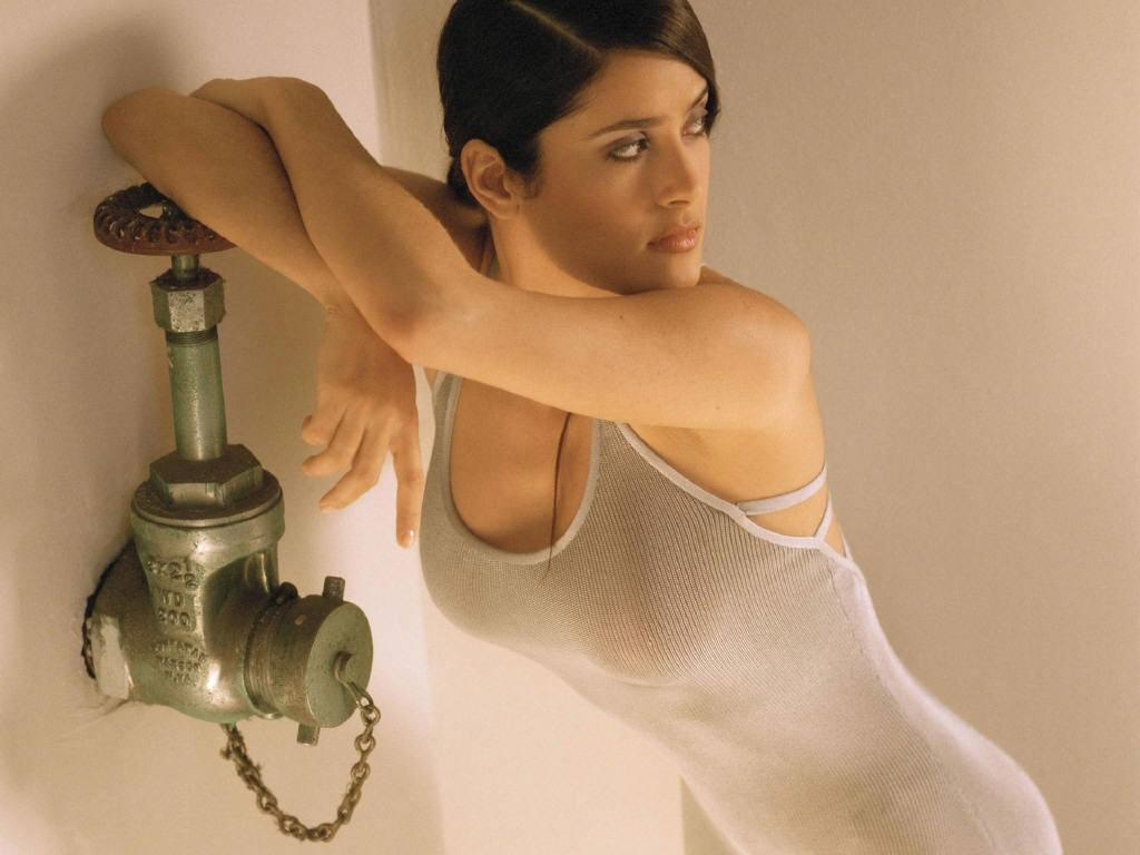 Salma Hayek Workout and Diet1